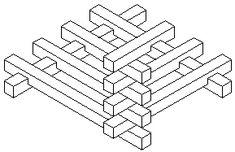 Черно-белые фигуры [481-490] - Невозможный мир