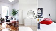 Современный дизайн квартиры - 35 идей со светлыми интерьерами