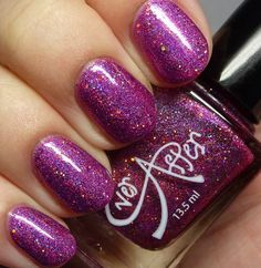 The Polished Hippy: Ever After Polish Enchanted Glade