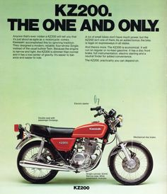 """It amazes me how many definitions change within the sport of motorcycling. Again, when I started riding in the seventies, the term """"middleweight"""" generally referred to … Continue Reading → Kawasaki Cafe Racer, Kawasaki Motorcycles, Vintage Motorcycles, Cars And Motorcycles, Motorcycle Manufacturers, Motorcycle Quotes, Classic Motors, Honda Cb, Sport Bikes"""