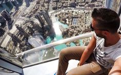 Burj Khalifa - Level 148 - At The Top