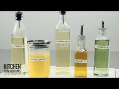 Selecting the Right Cooking Oil - Kitchen Conundrums with Thomas Joseph - YouTube