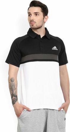 2273fe8d168 Polo T Shirts, White T, Polo Neck, Adidas Originals, Polo Shirts,