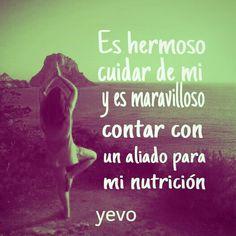 El equilibrio perfecto para la salud, belleza, bienestar, tranquilidad, alegría, prosperidad y la base es simple. Nutrientes, porque tu cuerpo lo sabe, porque no es negociable, porque es esencial. Porque ya tienes un nuevo aliado y mereces lo mejor de lo mejor #soyevolucion #43nutrientes #YEVO