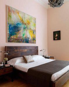 Minimalistic bedding