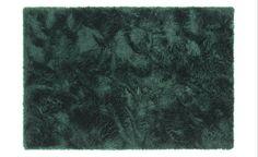 Tapis LOUP, ultra doux, uni vert | Saint Maclou 60x120 ou 120x170