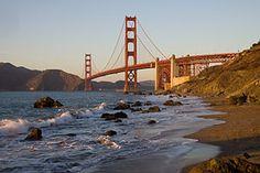 San Fransisco: Golden Gate Bridge