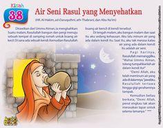 Baca Online Buku 101 Kisah Mukjizat Rasulullah dan Para Nabi KATA BACA Kids Story Books, Stories For Kids, Baca Online, History Of Islam, Learn Islam, Bedtime Stories, Doa, Activities For Kids, Knowledge