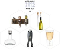 Gift Guide: Wine Guy - #gifts #men #bottle_opener
