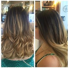 #ombre by Allyson Potter