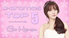 TOP 5 Goo Hye-sun K-Dramas - My Top 5 Korean Dramas with Gu Hye Seon / Ku Hye Sun / 구혜선