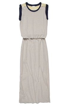 The Paz — Roll up sleeves, reversible maxi dress ...
