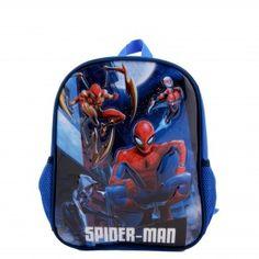 Ghiozdan mic Spider-Man Spiderman, Bags, Character, Spider Man, Handbags, Bag, Totes, Amazing Spiderman, Hand Bags