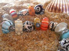 Summer in Italy from a collector in Italy! Great inspiration on Trollbeads Gallery Forum!