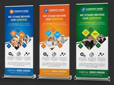 1000 Images About Roll Up Banner On Pinterest Banners