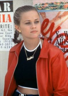 Young Reese Witherspoon