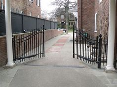 Ornamental Fencing in Michigan - Steel and Aluminum Fencing - Wrought Iron Fencing - Anchor Fence