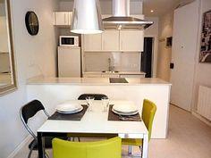 Lägenhet med 2 sovrum och liten balkong i Villa de Gracia från @homeaway
