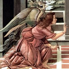 Gabriel the Archangel - Messenger of God who appeared to the prophet Daniel, told Zachary to expect a son named John the Baptist, and let Mary know she'd been selected to bear the Saviour.