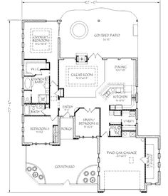 Buscarforo moreover Bat House Plans Northern California together with 227150374935700183 also 1700 Sq Ft Open Concept House Plans also English House Plans 2000 Sq Ft. on 2300 square foot 4 bedroom house plans