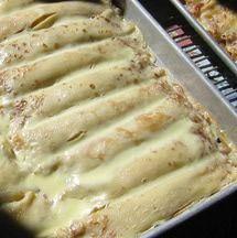 Delicious Croatian-Serbian Sweet Cheese Palachinke
