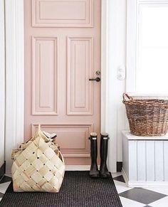 My cottage door color to be!
