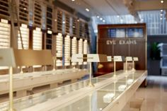 Warby Parker New York Flagship Store