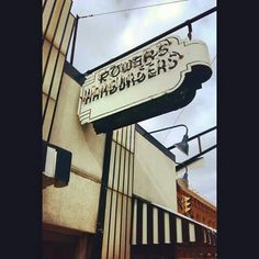 Powers Hamburgers ~ Fort Wayne, Indiana