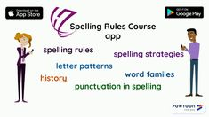 how to spell: study, notice, use spelling Spelling Rules, Letter Patterns, Punctuation, Study, Lettering, Learning, Words, Youtube, Studio