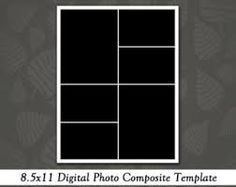8.5 x 11 project life templates - Google Search