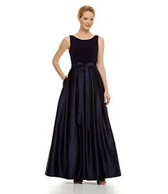 Betsy & Adam Silk Charmeuse Gown- bridesmaid dress for Kristen's wedding!