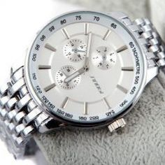 Best quality premium band, quartz movement, Buy-it-now and have delivered to your door with Free Shipping.  Sale price is valid for a limited time only. From 199 USD to 29 USD !!! Only on menswatchbox.com
