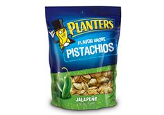 Nuts: Planters Pistachios http://www.prevention.com/food/smart-shopping/smart-shopping-21-healthy-prepared-foods/nuts-planters-pistachios