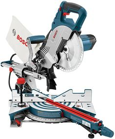 Bosch CM8S 8-1/2 Inch Single Bevel Sliding Compound Miter Saw - Power Miter Saws - Amazon.com Sliding Mitre Saw, Sliding Compound Miter Saw, Compound Mitre Saw, 10 Inch Miter Saw, Bosch Miter Saw, Miter Saw Reviews, Best Circular Saw, Mitre Saw Stand, Table Saw Stand