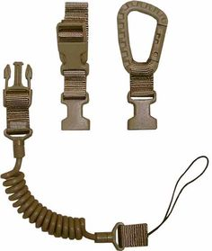 FireForce™ TACTICAL RETENTION LANYARD Kit