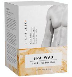 Spa Wax Kit