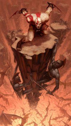 god of war wallpaper iphone - Pesquisa Google