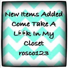 Come check out all the new listings Check it all out!!!! Other