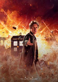 Doctor Who - Titan Comics: Eighth Doctor 1.5 by willbrooks.deviantart.com on @DeviantArt