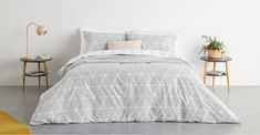 Cotton Bedding Sets, Bed Sets, White Patterns, Home Furnishings, Your Design, Duvet Covers, Pillow Cases, Cushions, Blanket