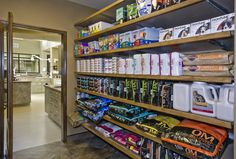 Cat Food Storage 5 Floor Plan Mistakes to Avoid: By Sarah A. Pet Shop, Food Dog, Cat Food, Shelter Design, Pet Hotel, Clinic Design, Clinic Interior Design, Pet Clinic, Hospital Design