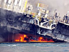 Federal judge rules BP was grossly negligent in 2010 Gulf of Mexico oil spill   http://baystateconservativenews.com