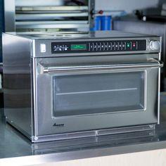 18 restaurant microwave ovens