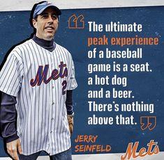 Ny Mets, New York Yankees, Mets Game, Jerry Seinfeld, Dog Games, San Diego Padres, Mlb Teams, New York Jets, Washington Redskins