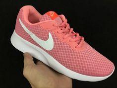 newest 47a18 39c2b Pas Cher Tenis Nike Tanjun - 812655600 2017 Womens Sport Shoes Pink EUR 36-39  Youth Big Boys Shoes