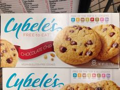 Allergy-friendly cookies. Perfect for kids with multiple severe food allergies!