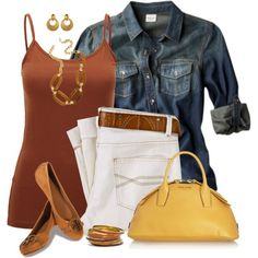 """""""Leather Tote"""""""