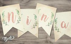 Kit Imprimible bosque decoración fiestas cumpleaños niñas | Etsy Bambi, Birthday Party Decorations, Birthday Parties, Custom Banners, Woodland Party, Custom Bags, Boy Birthday, Place Card Holders, Invitations
