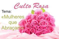 UNIÃO FEMININA UFCADJARP: CONVITES PARA CULTO ROSA Data Show, Pink October, Picture Frame, Invitations, Instagram Ideas, Blouses
