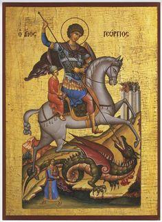 Иконы св. горы Афон